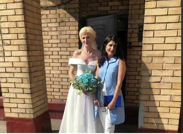 Трансгендер и россиянка поженились в СИЗО