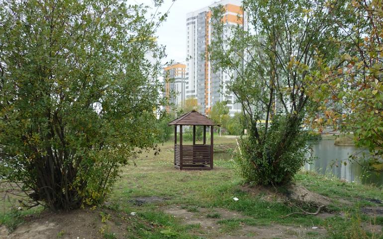 В парке Героев-пожарных женщина захлебнулась и пошла ко дну