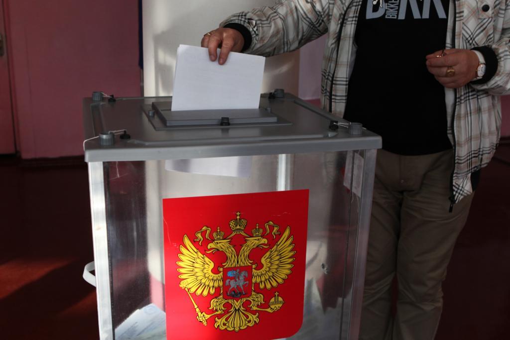В Петербурге открылись участки для голосования по правкам в Конституцию