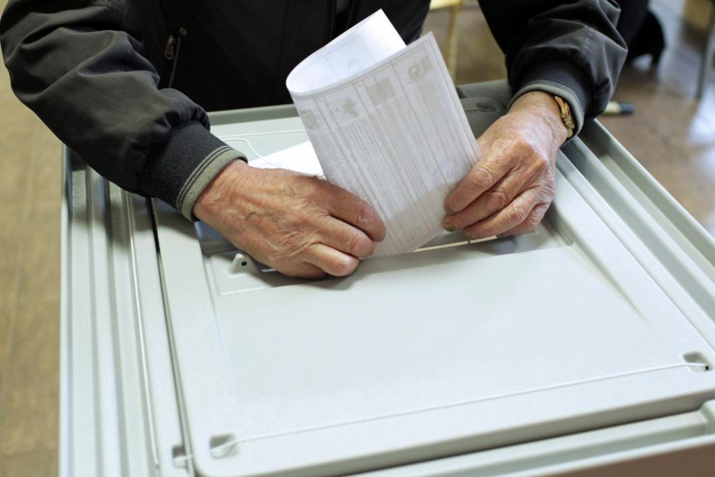 100 тысяч петербуржцев предпочли голосовать из дома