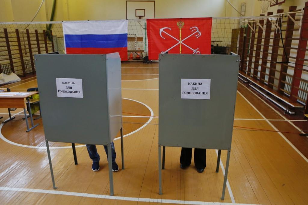 Глава Горизбиркома в Петербурге назвал сообщения о нападениях «фейком»