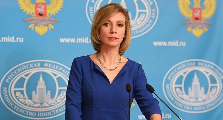 Захарова: Штаты сами подорвали консульскую работу в России