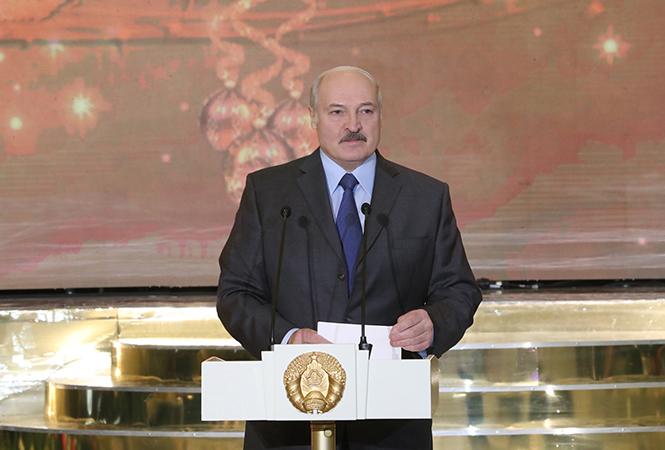 Лукашенко уверен, что митинги в Белоруссии связаны с закрытием границ