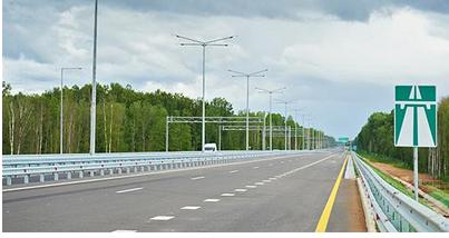 На трассе М-11 увеличат скоростной режим