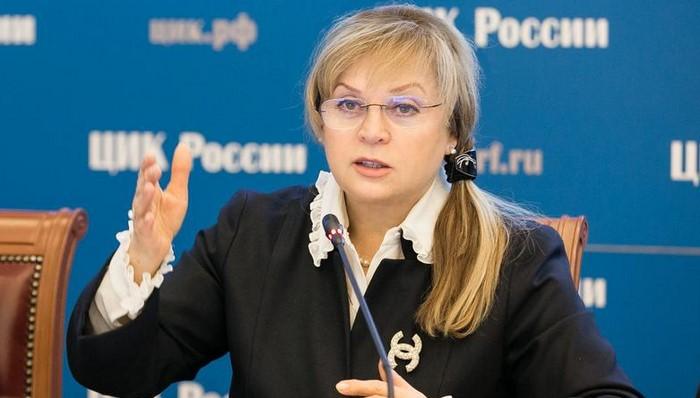 Памфилова: При голосовании по поправкам должны быть наблюдатели