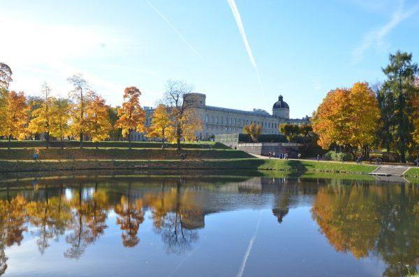 Дворцовый парк в Гатчине сделают платным