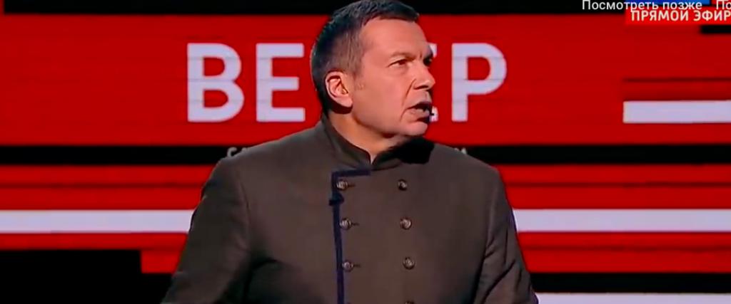 Владимир Соловьев попал в Книгу рекордов Гиннесса за самый продолжительный недельный эфир