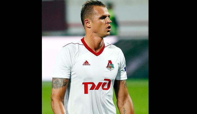 Футболист Дмитрий Тарасов подал в суд на бывшую жену