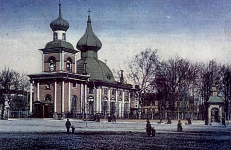 В Петербурге появится миниатюрная копия первой городской церкви