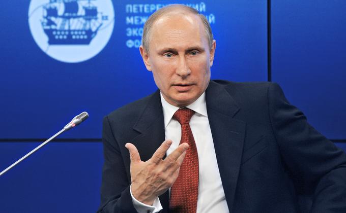 Путин и глава УЕФА встретятся в Петербурге 27 ноября