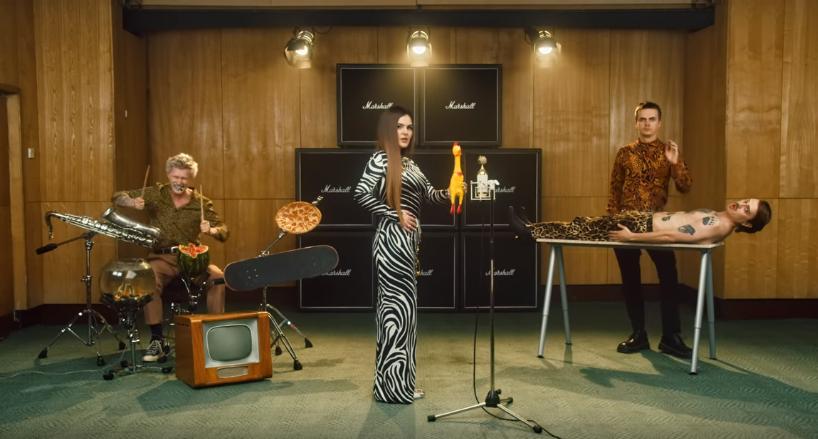 Little big показали кусочек новой песни для «Евровидения»