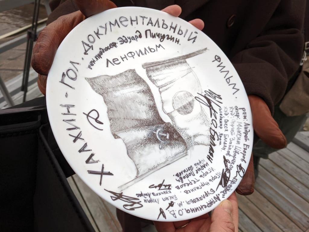 «Ленфильм» начал съемки документалки о событиях Халхин-Гола
