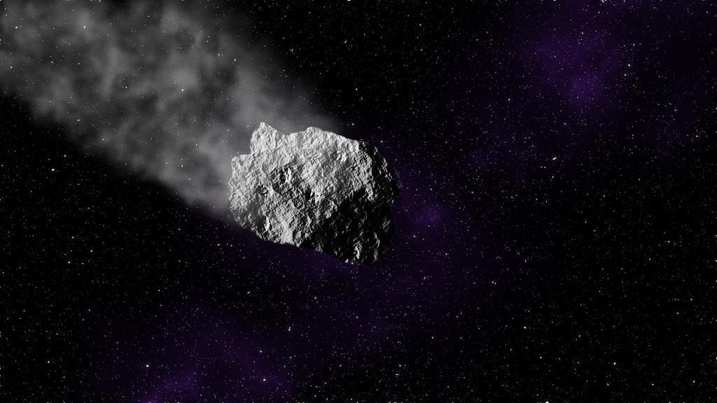 Ученый рассказал, опасен ли приближающийся к Земле астероид