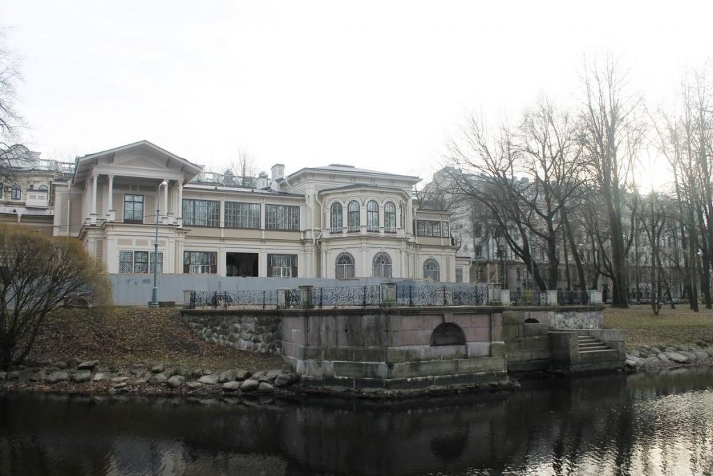 Завершается реставрация дачи Громова в Петербурге