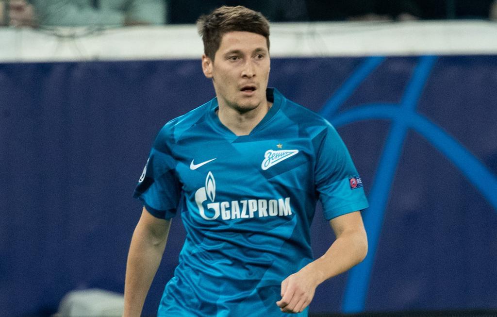 Агент отреагировал на информацию о переходе полузащитника «Зенита» Кузяева в европейский клуб