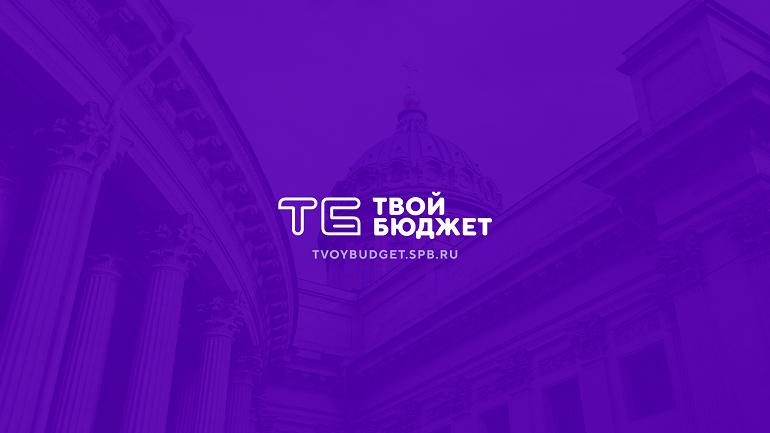 Жители Петербурга определили победителей проекта «Твой бюджет — 2020»