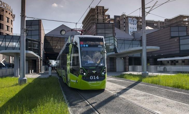 Трамвай «Чижик» отпразднует свой 2-ой день рождения в марте