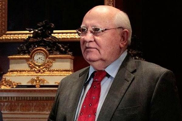 Путин и Мишустин поздравили Горбачёва с 90-летним юбилеем