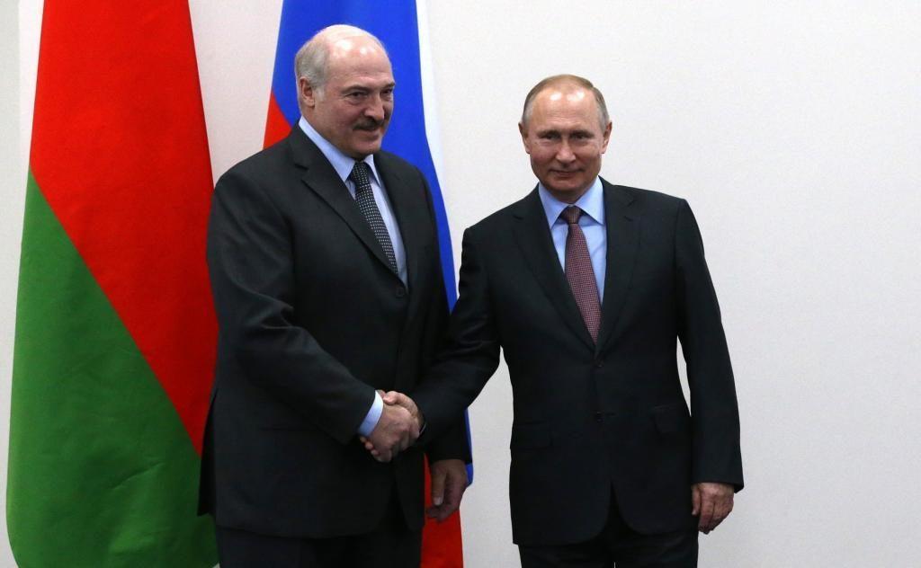 Лукашенко назвал глупостью объединение России и Белоруссии