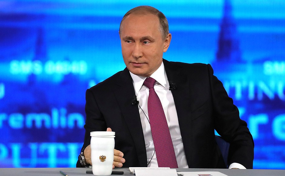 Что говорил Путин, обращаясь к Федеральному собранию в 2019 году