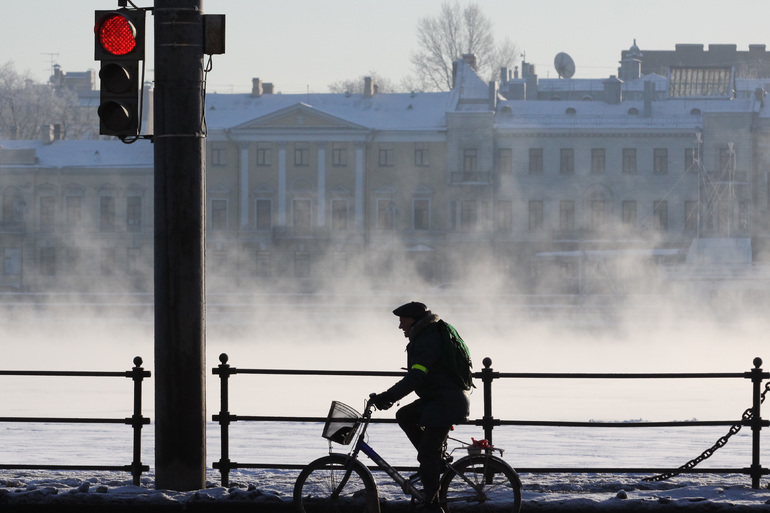 В 2020 году веломаршруты в Петербурге увеличат до 138 км