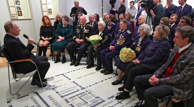 Блокадникам и награжденным за оборону Ленинграда предложили выплатить по 50 тыс. рублей