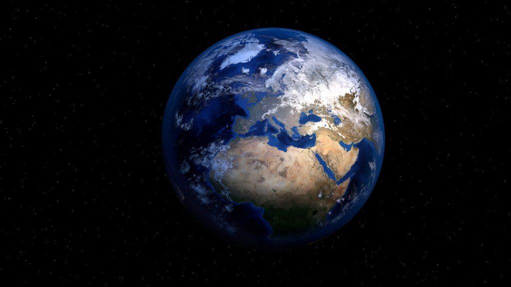 Доказано: атмосфера Земли постоянно движется и звенит как колокол