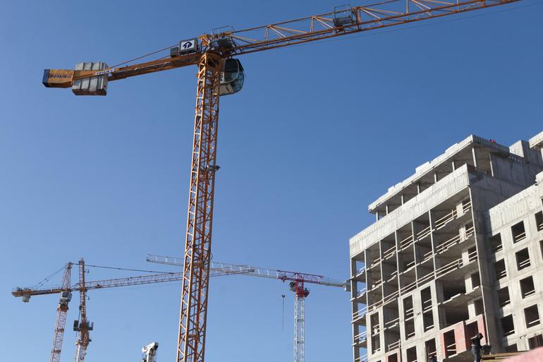 Объемы покупки земли под застройку в Петербурге выросли в четыре раза