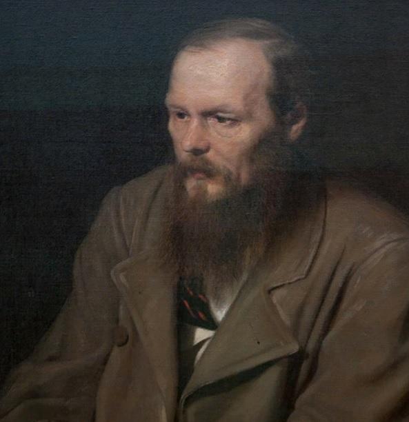 В Петербурге открылась выставка посвященная 200-летию со дня рождения Достоевского