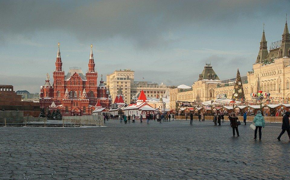 На Красной площади прогремели выстрелы: подозреваемого задержали
