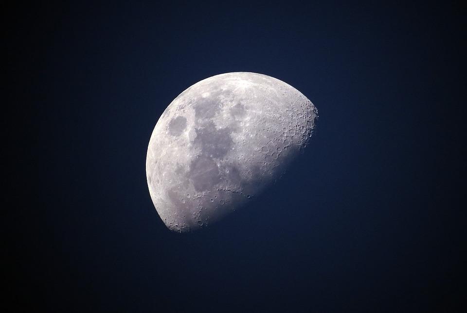 Сближение Луны с тремя планетами можно будет наблюдать в начале августа
