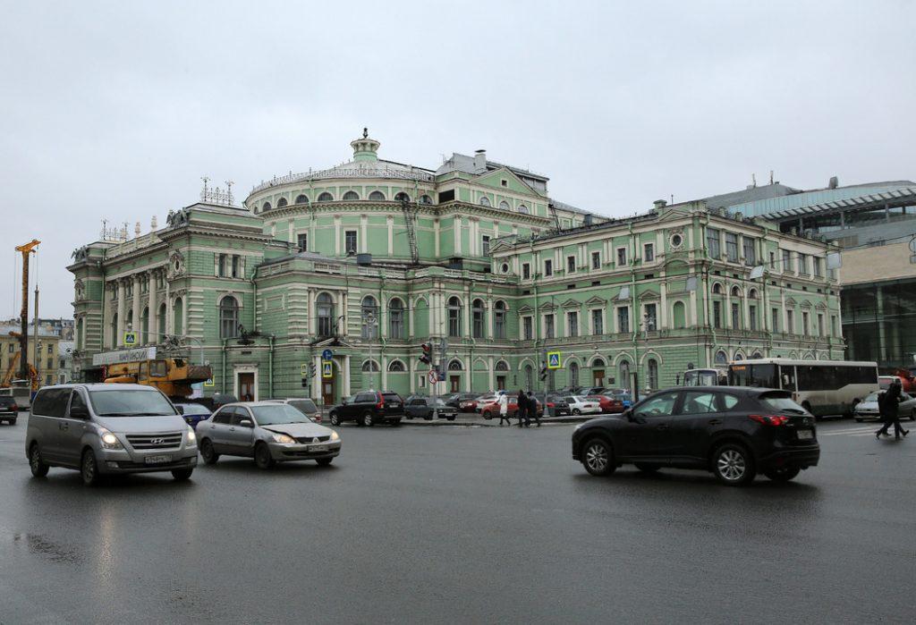 Историческая сцена Мариинского театра открывается с 1 августа