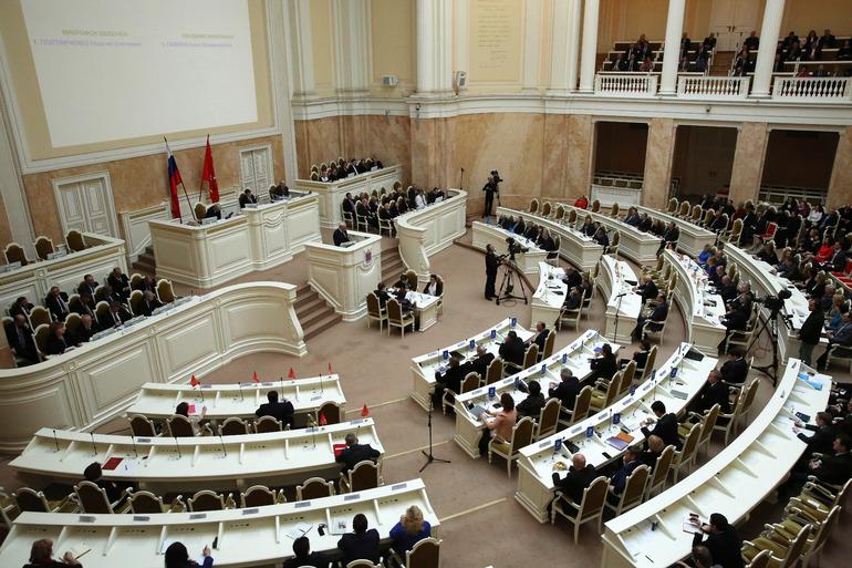 Депутаты хотят изменить границы Петербурга