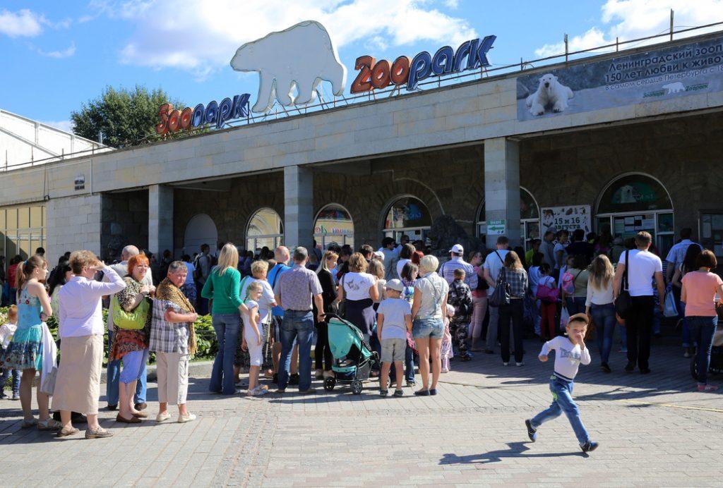 Горожане с «Единой картой петербуржца» смогут купить билеты в Ленинградский зоопарк со скидкой