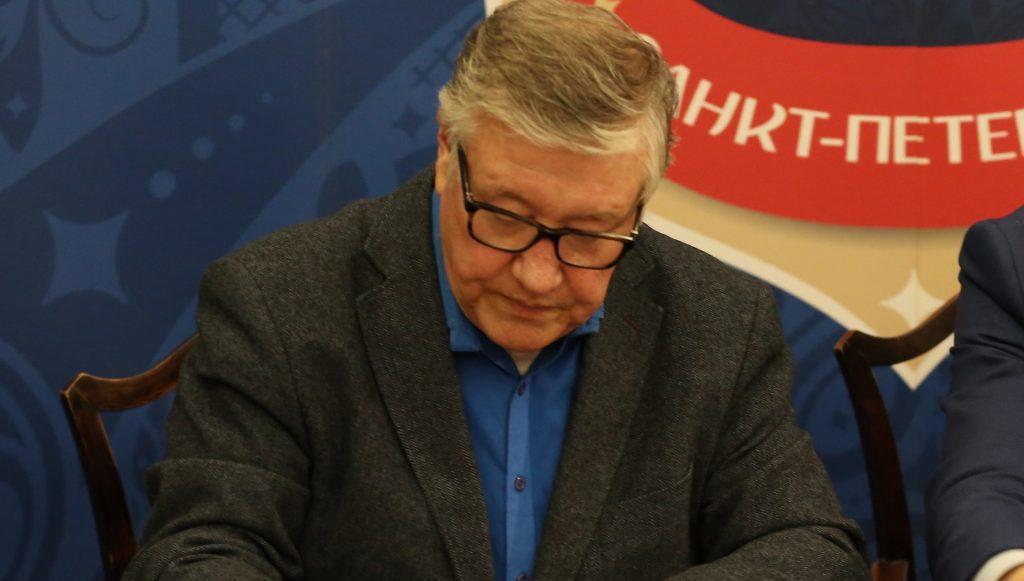 Орлов ответил на критику Уткина в адрес «Зенита»