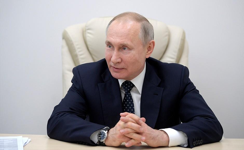 Путин объяснил, почему часть россиян проголосовала против поправок