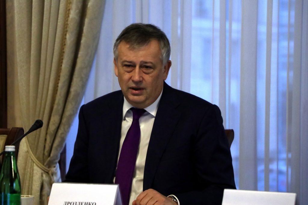 Дрозденко объяснил, когда могут быть открыты границы с Финляндией