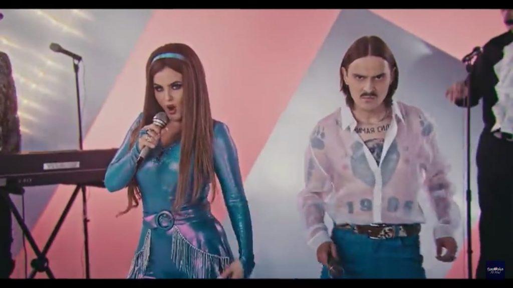 Группа Little Big побила рекорд по количеству просмотров клипа для «Евровидения»