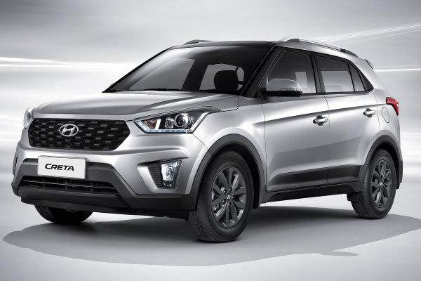 В России анонсировали обновленную Hyundai Creta