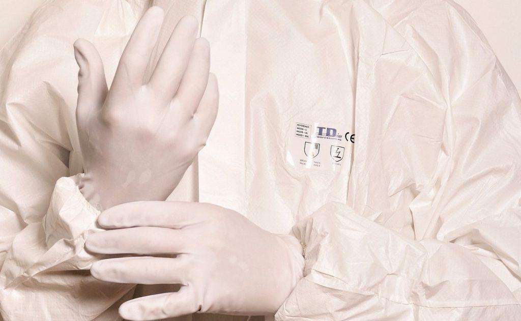 Пациент с татуировкой на голове и в синих трусах сбежал из психбольницы в Гатчине