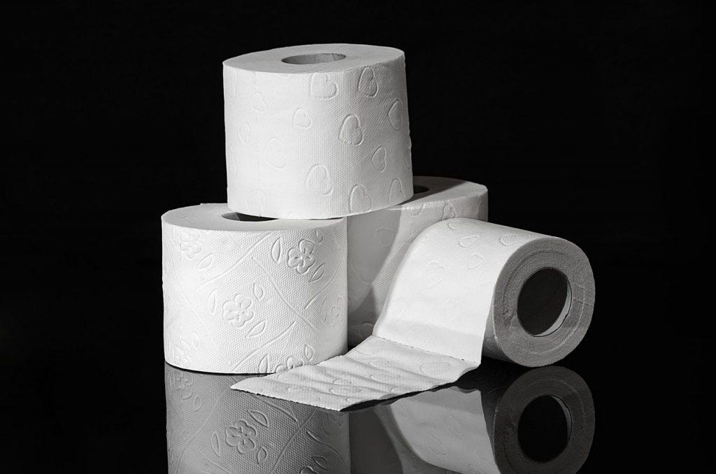 В России на 47% вырос спрос на туалетную бумагу