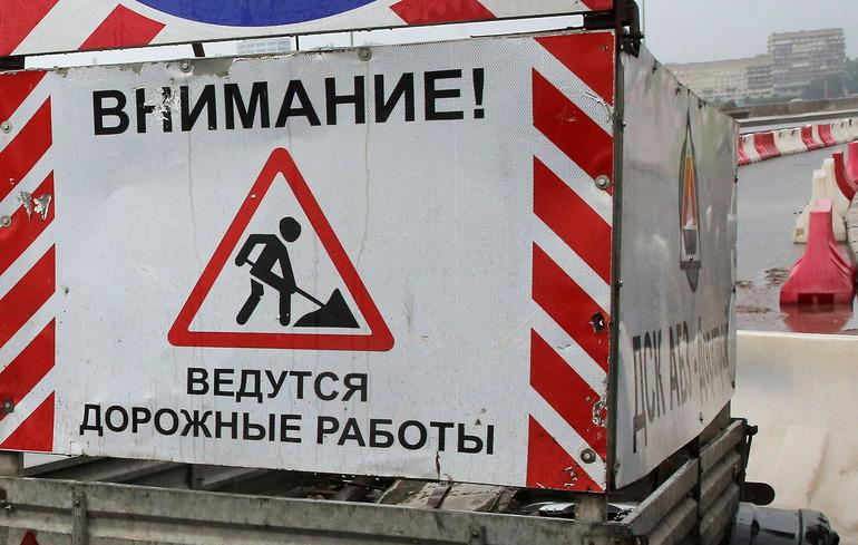 С 27 марта в Петербурге на 1,5 года ограничат движение по Приморскому шоссе