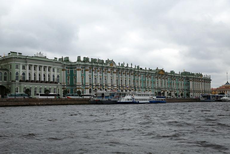 Эрмитаж и Русский музей вошли в топ-100 самых посещаемых музеев мира