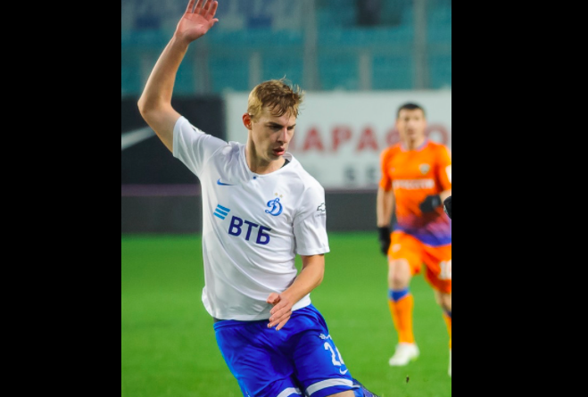 У футболиста московского «Динамо» выявили коронавирус