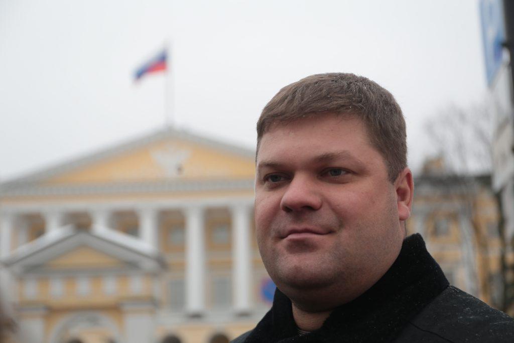 Экс-директор «Метростроя» Александров вновь отправится под домашний арест