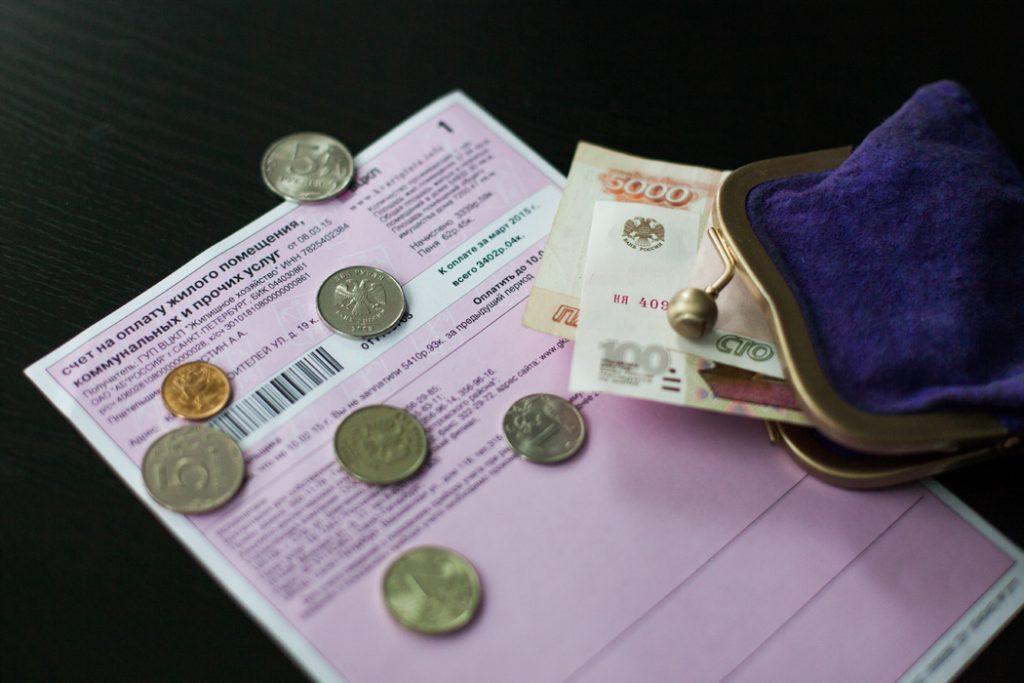 Во время самоизоляции жители Петербурга неохотно оплачивают ЖКУ