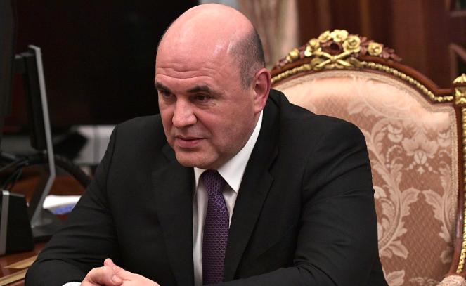 Путин поздравил Мишустина с выздоровлением от коронавируса