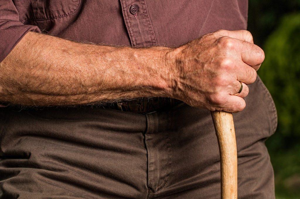 В Великобритании скончался самый старый мужчина на планете