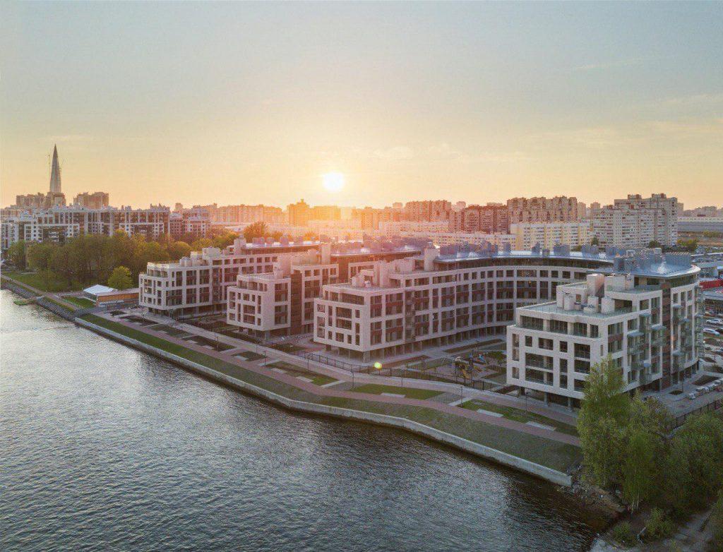 ЖК Stockholm от Setl Group стал лучшим среднеэтажным комплексом в России