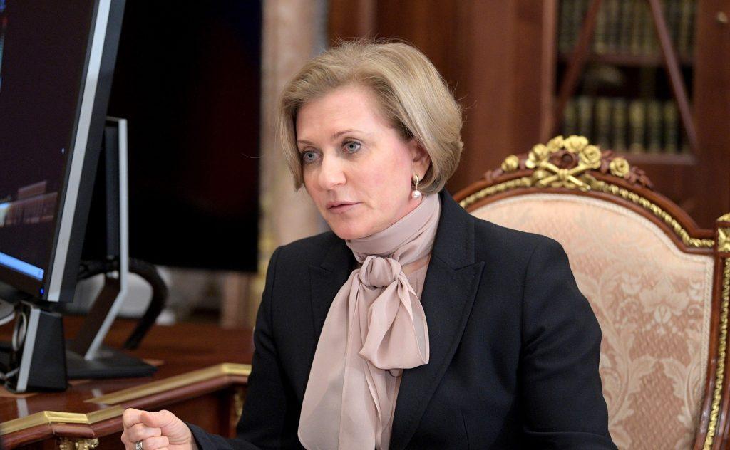 Попова объяснила решение об обязательной вакцинации в ряде российских регионов